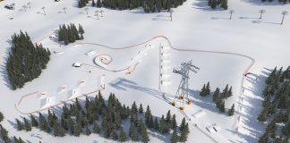 Il progetto della nuova fun area a Bormio 2000 con le due attrazioni Funslope e Familypark