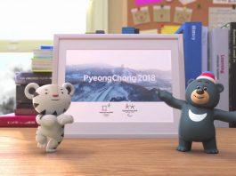PyeongChang 2018, i video delle mascotte Bandabi e Soohorang