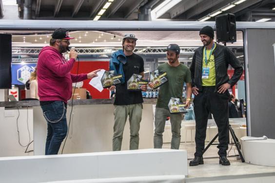 Seiser Alm vince la categoria Best Super Park, Best Jib Line, Best Pro Line e Best Marketing