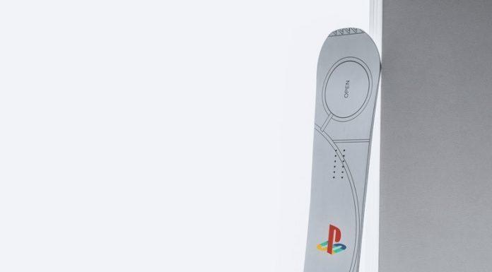 Novità Sony, arriva la tavola da Snowboard di Playstation