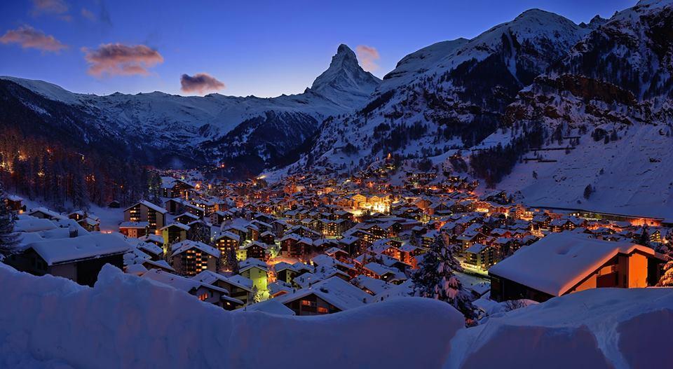 Zermatt nightlife