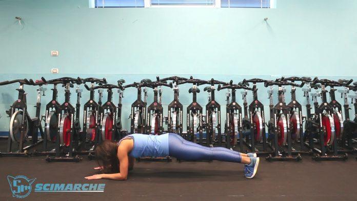 Esercizi presciistica, Plank
