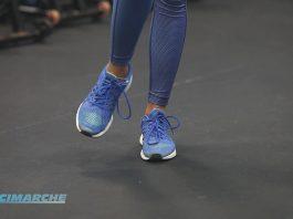 Esercizi presciistica, Rotazione del piede per la mobilità articolare della caviglia