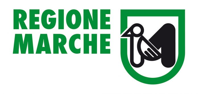 Il logo della Regione Marche