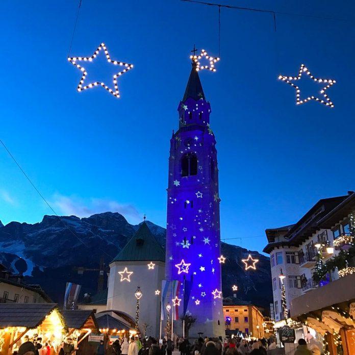 Natale a Cortina d'Ampezzo