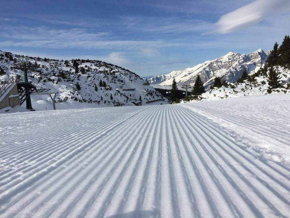 Piste sci Paganella ski - Ph. Roberto Mittestainer