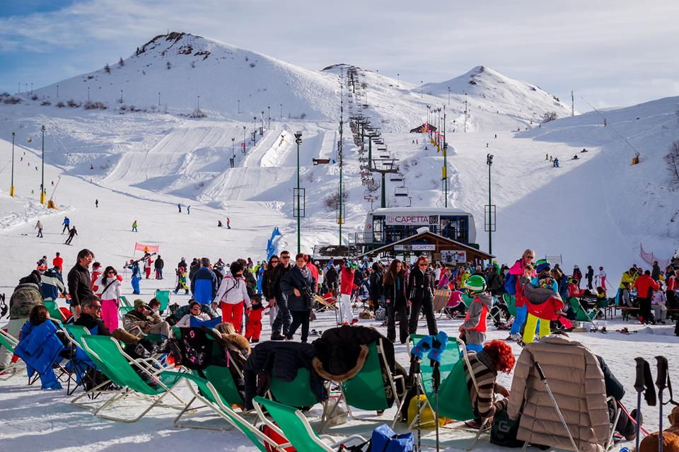 Piste sci Mondolè Ski