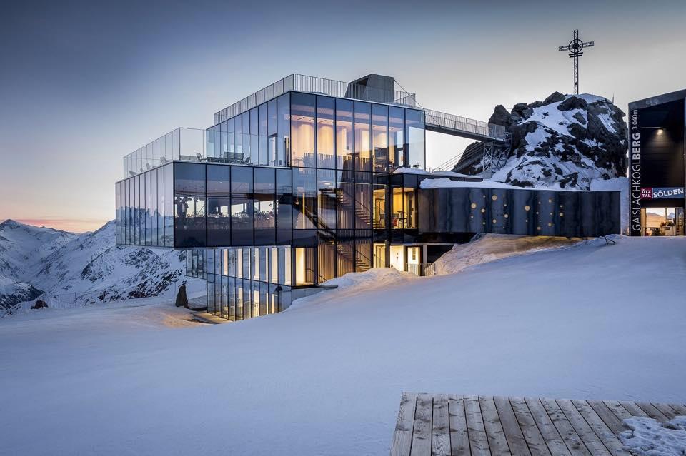 Ristorante Ice Q, Soelden (Austria)