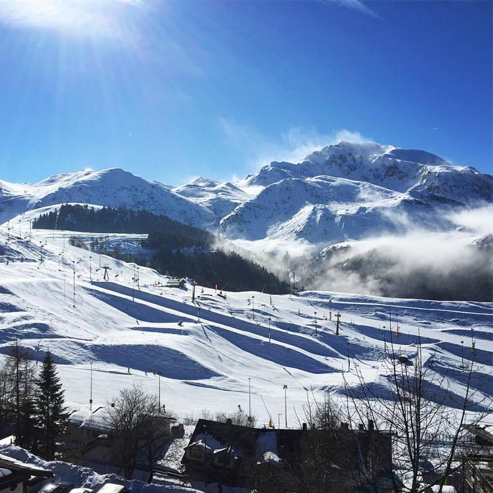 Snowpark Prato Nevoso (Comprensorio sciistico Mondolè Ski)