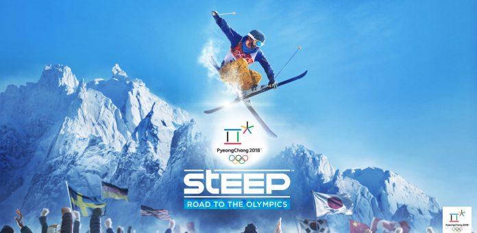 Steep è il gioco ufficiale delle Olimpiadi Invernali Pyeongchang 2018