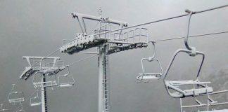 Neve a Frontignano di Ussita