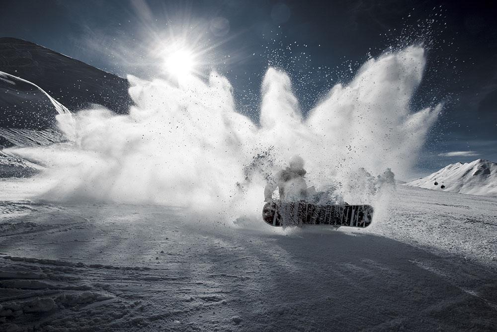 Assicurazione Snowboard, Yolo