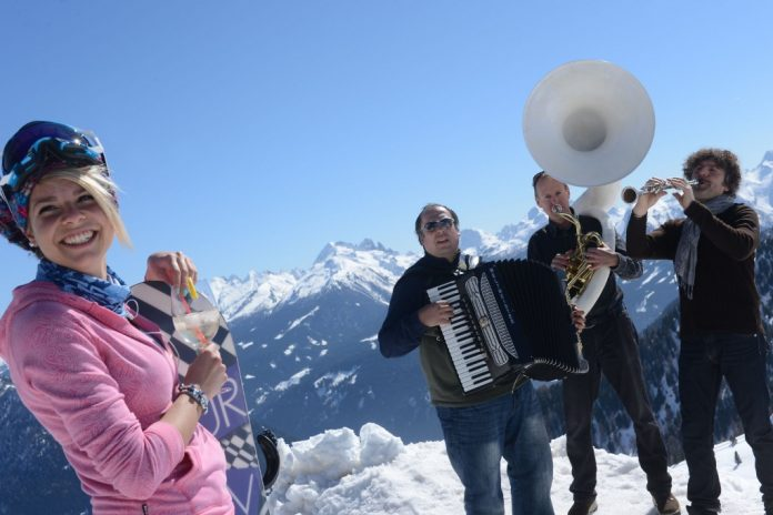 Dolomiti Ski Jazz 2018