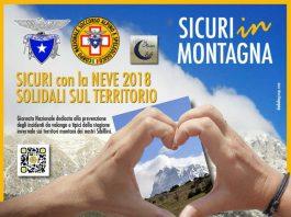 Sicuri con la neve 2018 a Frontignano