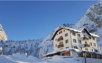 Hotel Al Sasso di Stria a Livinallongo del Col di Lana