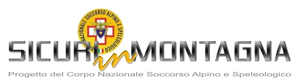 Logo sicuri in montagna