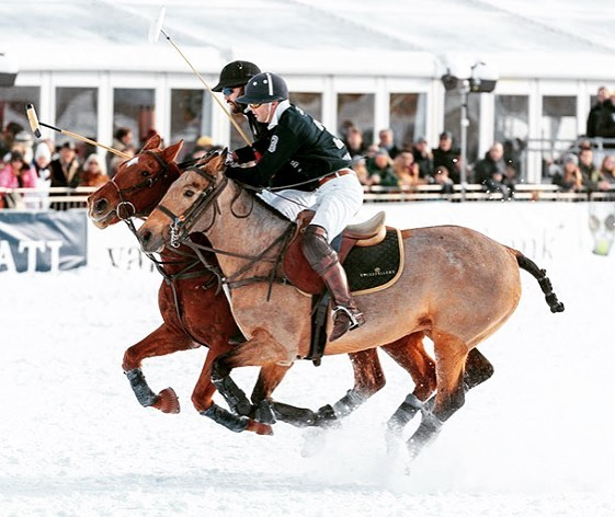 Snow Polo World Cup Kitzbuhel