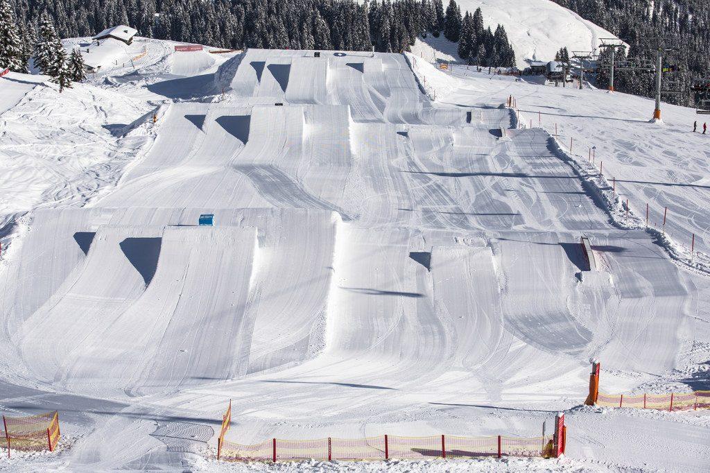 Snowpark Kitzbuehel