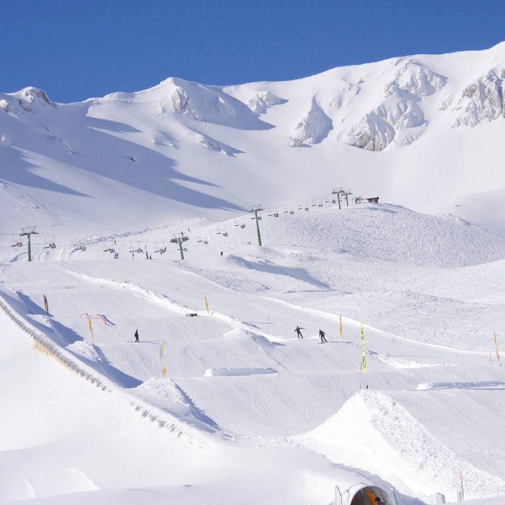 ovindoli monte magnola snowpark