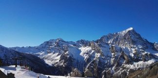 San Domenico piste sci