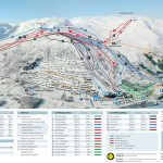 cartina impianti mappa piste myrkdalen norvegia