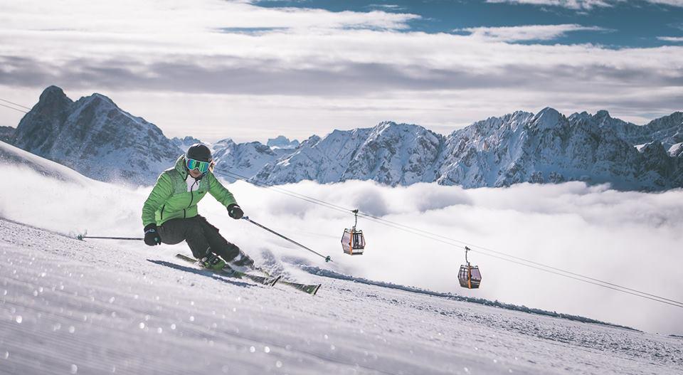 plose bressanone piste sci