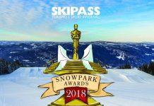 skipass snowpark awards 2018