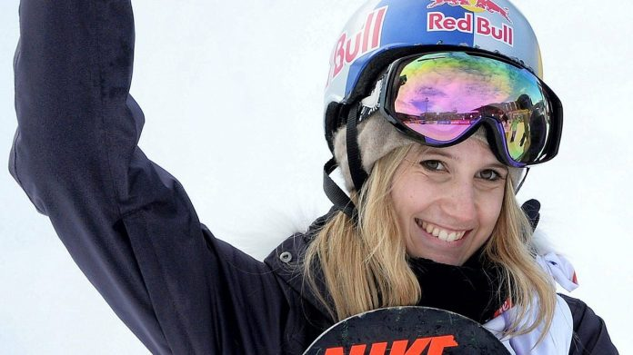 anna gasser snowboarder tripo cork record 2018