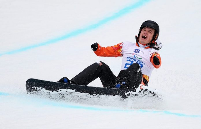 atleta paralimpico olandese merijn koek