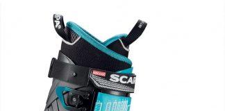 scarponi da sci antivalanga recco scarpa modello f1