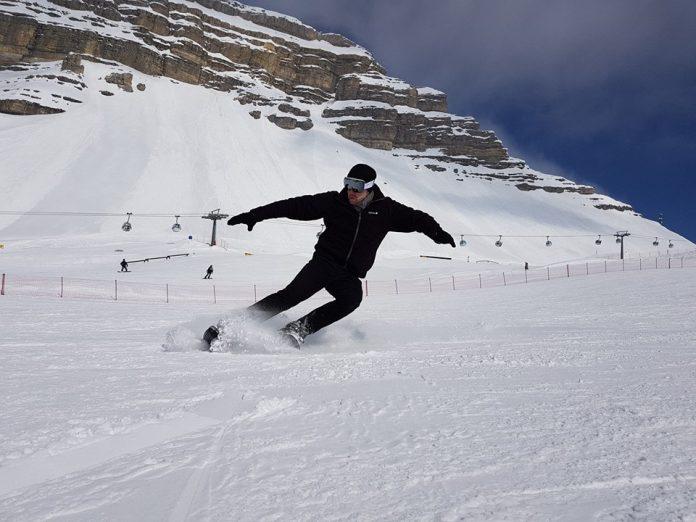 snowfeet come sciare scarponi neve