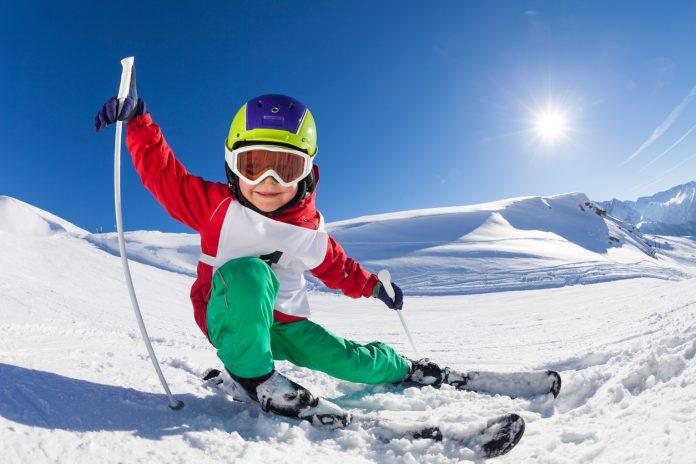 casco da sci per bambini obbligatorio