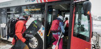 frontignano bus navetta skibus