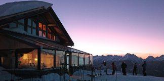 Trentino ski sunrise 2019, Credits Federico Modica