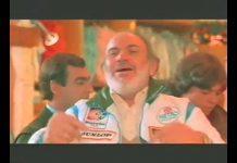 mario brega ovindolo cortina vacanze di natale 1983