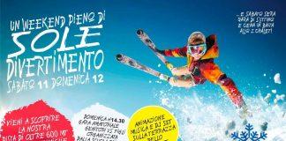 Loncadina eventi sulle piste da sci di Bolognola ski weekend 11-12 gennaio 2020