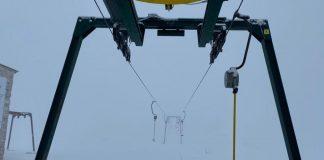 Campocatino bollettino neve, prima nevicata del 2020
