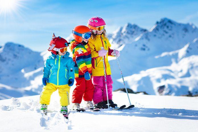 come scegliere abbigliamento sci per bambini