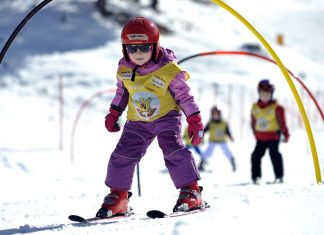 come scegliere sci per bambini
