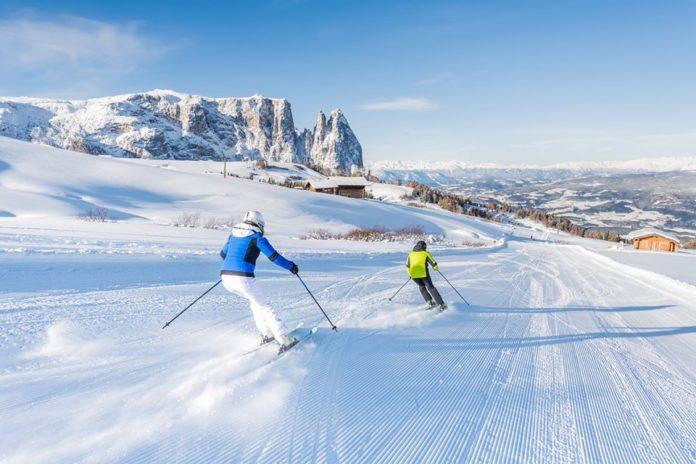 Dove sciare all'Alpe di Siusi
