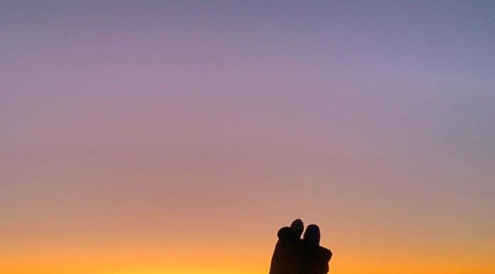 La foto del tramonto di Monica Capretti dalla Cresta del Monte Cornaccione verso Monte Cardosa