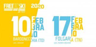 Free to Ski, il tour fa tappa a Folgaria e Bardonecchia il 10 e 17 febbraio
