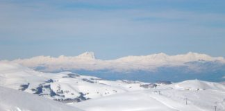 Roccaraso, ora aperta anche la pista azzurra Monte Greco nella skiarea Aremogna