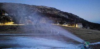 Bolognola Ski, ci riprova ed attiva l'artiglieria pesante