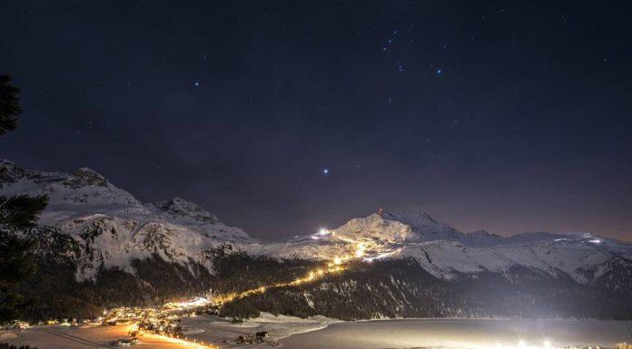 Corvatsch Snow Night 2020: programma eventi, locali e skipass sci notturno