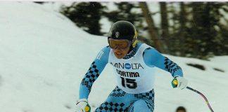 Kristian Ghedina, 30 anni fa la prima vittoria a Cortina d'Ampezzo