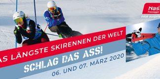 A Nassfeld la gara di sci più lunga del mondo il 6 e 7 marzo 2020