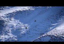 Video delle operazioni di soccorso dell'escursionista sul Monte Bove