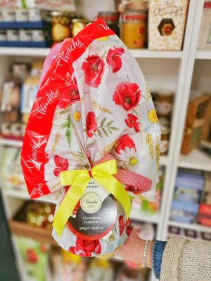 Venchi, Campana di Pasqua cioccolato fondente – 300 gr