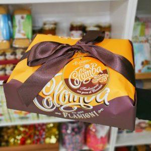 Flamigni, Colomba con arancia candita e gocce di cioccolato – 1000 gr
